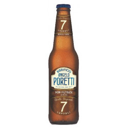 Birra PorettiI 7 Luppoli 33 cl VAP