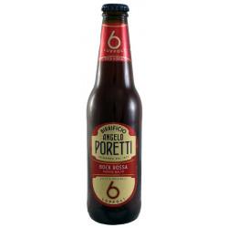 Birra Poretti 6 Luppoli Bock Rossa 33 cl VAP