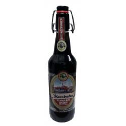 Birra Moosbacher Schwarze Weisse 0.5 Lt VAP