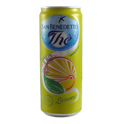 The San Benedetto Limone Sleek