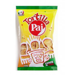 Snack Tortilla Trasparenti gr. 230x15