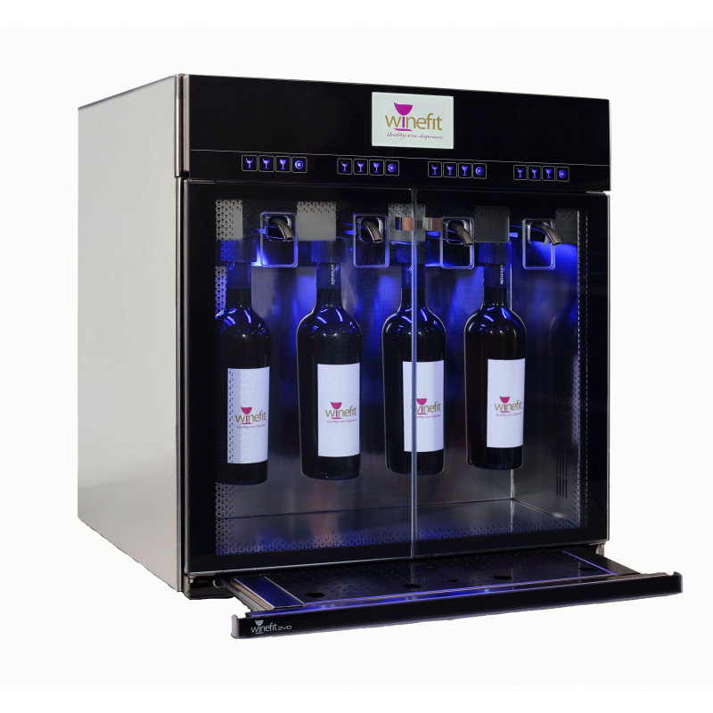 Winefit Evo - Modulo 4 Bott.