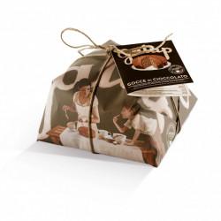Galup  Color - Panettone Gocce di Cioccolato 750 gr
