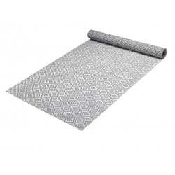 Linea Table Runner Bianco