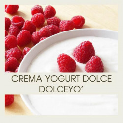 Crema Di Yogurt Dolce