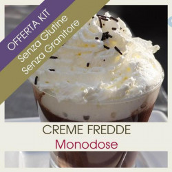 Kit Creme Fredde Monodose Assortite