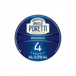 Birra 4 Luppoli Originale Fusto 10 Lt PET