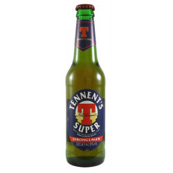 Birra Tennent's Super