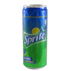 Sprite Can Sleek 33 cl