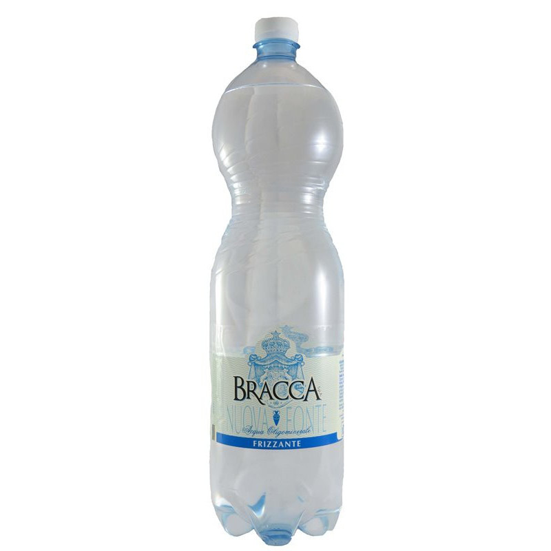 BRACCA GAS 1,5 LT PET