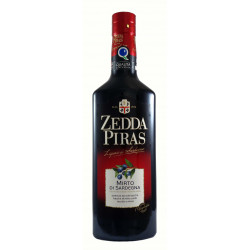 Mirto Zedda Piras Rosso 0,75 Lt VAP