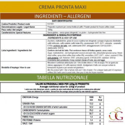 Crema Fredda Al Caffe Pronta Maxi