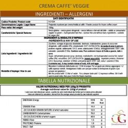 Crema Caffe Veggie
