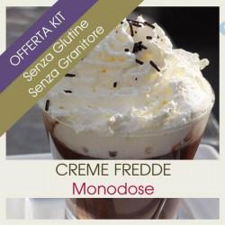 Kit Creme Fredde Monodose Assortite